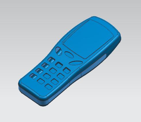 诺基亚3210外壳实例